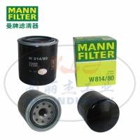 MANN-FILTER(曼牌滤清器)油滤W814/80