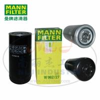 MANN-FILTER(曼牌滤清器)油滤W962/27