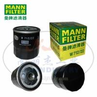 MANN-FILTER(曼牌滤清器)油滤W712/22