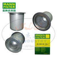 MANN-FILTER(曼牌滤清器)油分4930353121