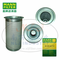 MANN-FILTER(曼牌滤清器)油分4930253131