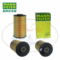 MANN-FILTER(曼牌滤清器)燃油滤清器滤芯P811