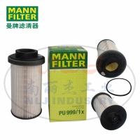 MANN-FILTER(曼牌滤清器)燃滤PU999/1x