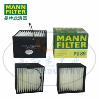 MANN-FILTER(曼牌滤清器)燃油滤清器滤芯PU89