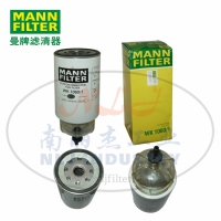 MANN-FILTER(曼牌滤清器)燃滤WK1060/1