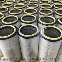 旋转式快拆快装除尘滤芯3290_进口东丽覆膜材质_生产厂家
