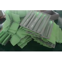 初效袋式过滤器中效铝合金框板式中央空调空气过滤器