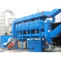 RCO催化燃烧设备工作原理和使用说明