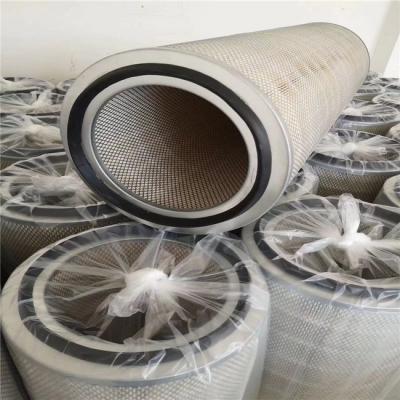 325×900高炉鼓风机自洁式空气滤筒生产厂家