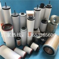 承接来样订做:各种规格真空泵滤芯_规格全 工厂价