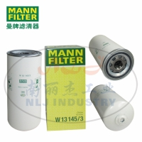 MANN-FILTER(曼牌滤清器)油滤W13145/3
