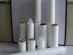 折叠滤芯的材料及应用