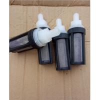 厂家批发 吸水泵进水口过滤网筒  电动喷雾器注塑过滤网