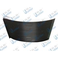 上海骏勒牌不锈钢过滤网可定做弧形筛 弧形筛定做