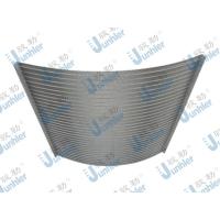 过滤技术设备上海不锈钢316L压力曲筛双向现货