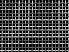 不锈钢丝网编织方法