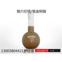 镀层废水除氰化银、除银离子专用树脂A-21S