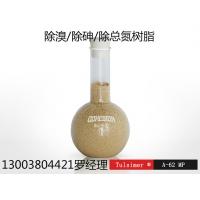 硝态氮硝酸盐去除专用离子交换树脂