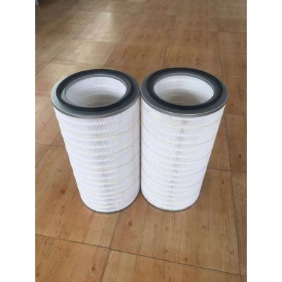除尘滤芯 搅拌站除尘滤芯 覆膜滤芯-厂家生产