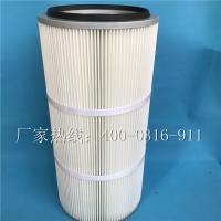 覆膜除尘滤芯_聚酯纤维除尘滤芯_除尘滤芯生产厂家