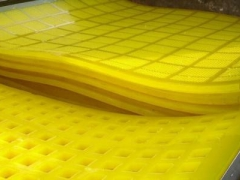 聚氨酯筛网的耐油性能优