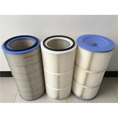3266-聚酯纤维PTFE覆膜除尘滤筒 一件包邮