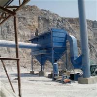 矿山原料破碎系统除尘器几种治理的方法