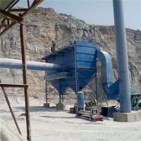 矿山原料破碎系统除尘器的突出优点
