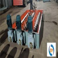 石灰石粉管式螺旋输送机芯管壳体叶片技术要求