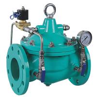 专业生产600X型水力电动控制阀