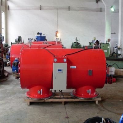 多介质过滤器密闭式气浮装置