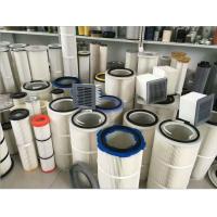 焊接烟尘净化器滤筒-生产厂家