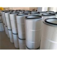 325*1000喷砂机聚酯除尘滤芯-制造厂家