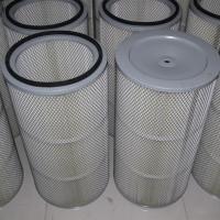 PTFE覆膜无纺布除尘滤筒-规格齐全