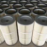 350*1000无纺布空气滤筒-制造厂家