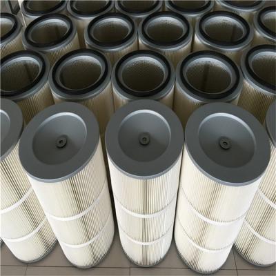供应(旭科)涂装流水线喷粉房粉末回收用除尘滤芯滤筒