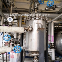 钯炭催化剂回收脱碳过滤器板框过滤器