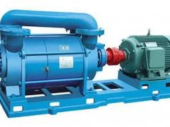 为什么真空泵会产生气蚀现象?