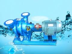 为什么会出现真空泵抽不上水的问题?