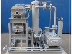 真空泵机组压力低是怎么回事?