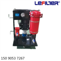LYC-32A液压油滤油机 加油小车 便移式小车过滤器