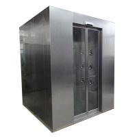 郑州自动感应门风淋室生产厂家  智能风淋室报价