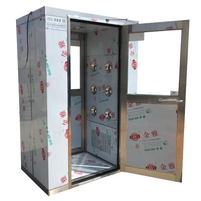 郑州双人双吹风淋室价格  不锈钢风淋室厂家