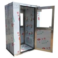 电子厂不锈钢除尘净化风淋室 郑州供应商