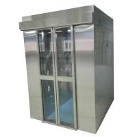 郑州食品厂除尘净化通用风淋室设备