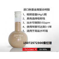 电镀厂除化学镍树脂-深度除镍整套设备-除镍树脂CH-90