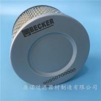 90950700000德国(BECKER)贝克真空泵滤芯批发