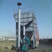 脉冲除尘器是在袋式除尘器的基础上改进的新型脉冲除尘器