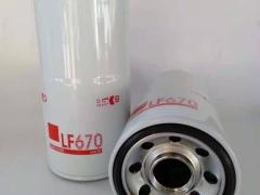 机油滤清器构造型式