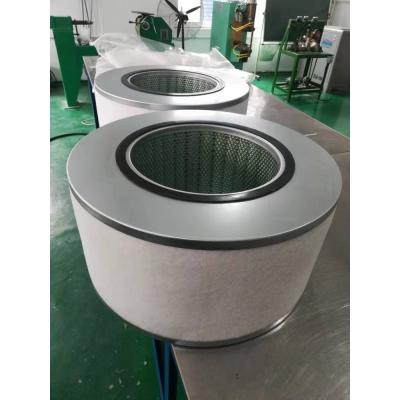 新航牌煤矿钢铁厂用PP熔喷折叠水过滤器滤芯HSLX-021B